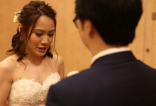 Wei Jie and Jia Xin Actual Day Wedding by Susan Beauty Artistry