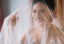 Alvin and Rachel Actual Day Wedding by Susan Beauty Artistry