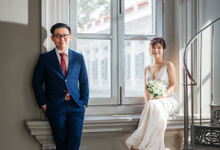 SG Pre-Wedding Photography of Evans & Jasmine  by Susan Beauty Artistry