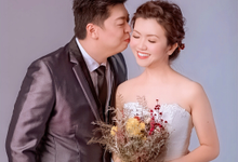 SG Pre-Wedding of Westin and Sue Ling by Susan Beauty Artistry
