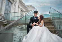 SG Pre-Wedding of Anthony and Stella by Susan Beauty Artistry