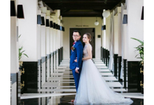 Actual Day Wedding of Lemuel and Anna by Susan Beauty Artistry