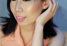 Party makeup by Susanti Ang Makeup