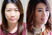 Sisters of The Bride by Susanti Ang Makeup