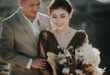 Prewedding of Susanto & Melisa by Brushed by Valentine