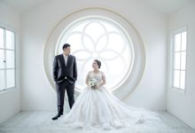 Prewedding Indoor Jakarta Suwandi & Jennifer by The Bridea
