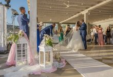 Lebanese wedding in Mykonos by Diamond Events