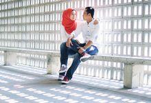 Hafifi & Suzzy Post Wedding by Sheikhafez Photography