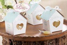 Souvenir Favor Box by Princess Wedding4u
