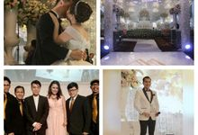 The Wedding Of Andreas & Anita - 12 March 2017 by David Entertainment