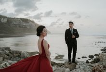 SANDY & VANNI - BALI by AB Photographs