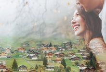 Switzerland | Daniel & Evelyn by JOHN HO PHOTOGRAPHY