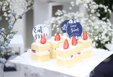 Mrs Lusi Wedding by Oeuf Patissier