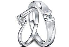 Tiaria SWEET PROMISE Diamond Ring Perhiasan Cincin Pernikahan Emas dan Berlian by TIARIA