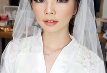 Wedding Makeup by Sweetiana Makeup