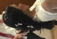 Haido for the bride  by Sweetie bridal