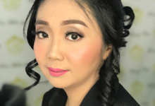 Makeup Party Ms Arvi by Sweetie bridal