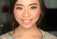 Makeu up for graduation Ms Linda by Sweetie bridal