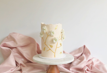 Wedding cake by Sweetnezz Cake Design
