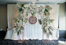 Swiss-bel Hotel Mangga Besar, 7 Mar '20 by Pisilia Wedding Decoration