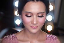 Sarah's Reception by Switha Plays Makeup