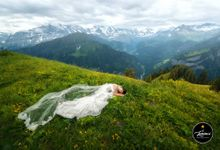 Switzerland Wedding Photography by The Luminari