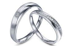 Tiaria Sworn and Oath Diamond Ring Perhiasan Cincin Pernikahan Emas dan Berlian by TIARIA