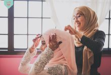 Syamil & Rasyidah by The Vanilla Project