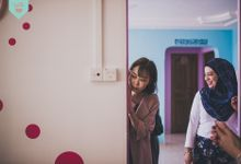 Syamil & Rasyidah by The Vanilla Project