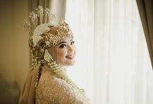 Syifa & Karim | Wedding by Kotak Imaji
