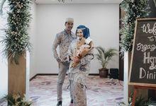Engagement Hendra & Dini by Bigland Sentul Hotel & Convention