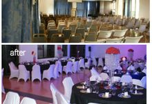 Wedding Programme  by Maapz Events