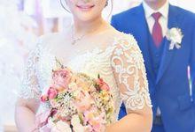 Steven Erna Wedding by Sisca Zh