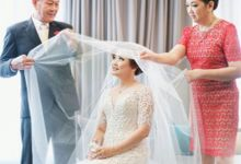 Steven Erna Wedding by Sisca Zh