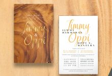 Wedding Invitation - Template 07 by Kanoo Paper & Gift