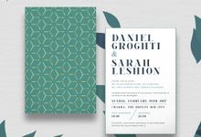 Wedding Invitation - Template 08 by Kanoo Paper & Gift