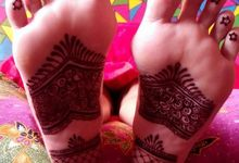 Henna Doodle For Belda And Wanku by Henna Doodle By Hajar
