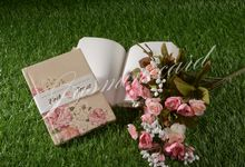 Souvenir & Stationaries by Jasmine Invitation Card