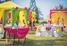 Mehendi Decor by Funky Heads - Event Active