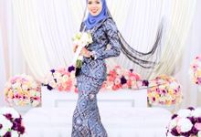 Songket Collection by Emma Wedding
