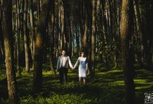 Prewedding of Joshua and Tiur by IDOWEDO