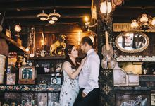 Prewedding Vey And Sherly by Ziemakeupartist