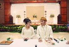Namira & Adit by ProjectDEA Wedding Planner