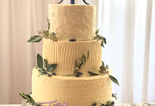 Wedding  by Tabitha's Cakery