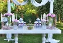 Pink Dream by Lavinia Events