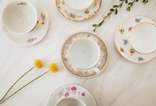 Sneak peek by Table of Love Vintageware and Rentals