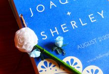 Guestbook Joaquim & Sherley by TalkingCard