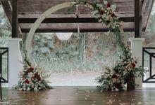 Dreamy Garden Wedding - Marcus & Yuhui by Elly Floral Artistry