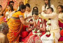 Tamil-Malayalee Wedding by Emotion in Pictures by Andy Lim