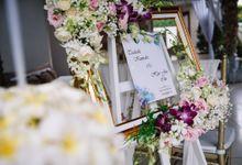 The Wedding of Mr Tadashi and Ms Hye Jin by Bali Wedding Atelier